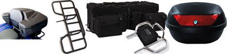 Gepäckträger / Koffer / Taschen