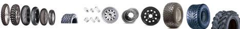 Reifen, Felgen, Räder, Radmuttern  - Tyre, rims, wheels, wheel nuts, wheel bearing