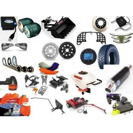 Accessories spare parts