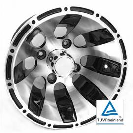 Alloy rims