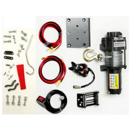 Parts for grid winches
