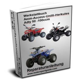 Werkstatt-Bücher
