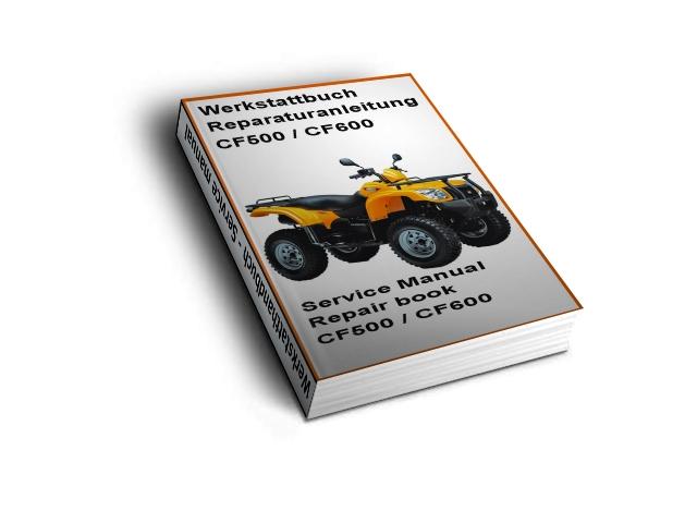 Free Cfmoto fashion service manual