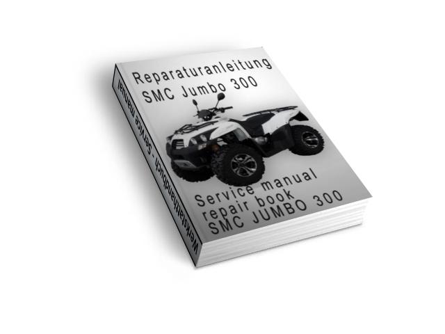 Werkstatthandbuch, Reparaturanleitung SMC Jumbo 300 / 302 / 320 ...
