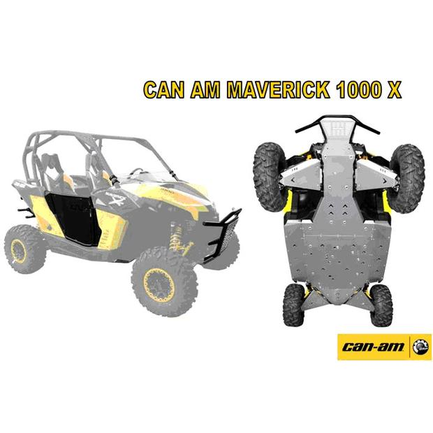 Frontbumper Can Am Maverick
