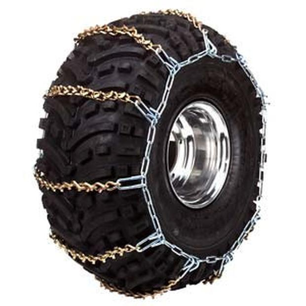 25x8-12 Tire Chain Quad ATV UTV