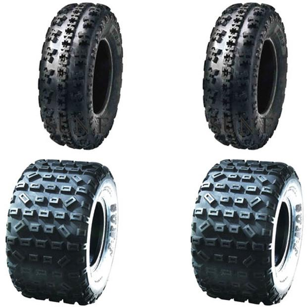 Tyre 21x7-10 / 20x11-9 Bombardier DS 650 winter tire set