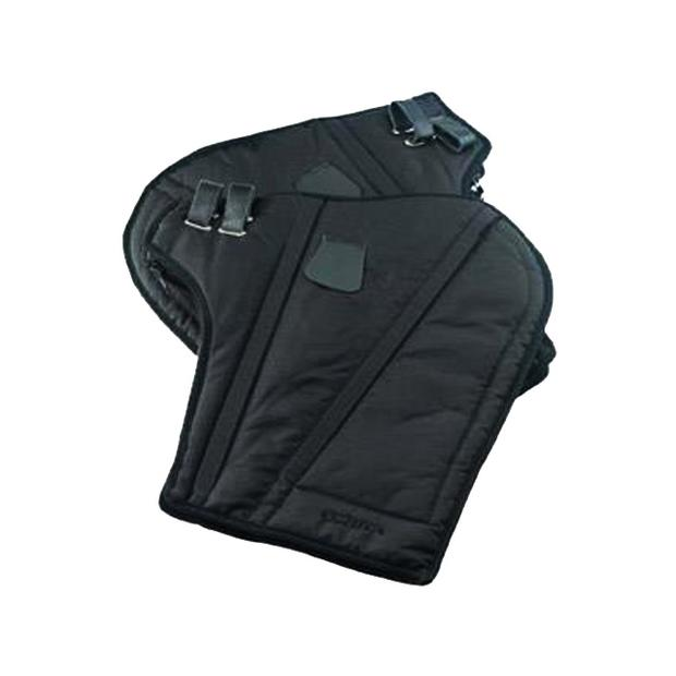 Handwarmer and guard motorcycle / scooter black