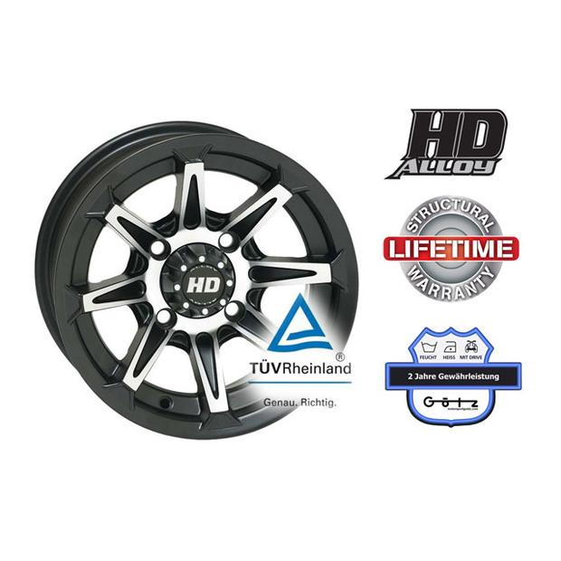 Alufelge Can-Am Rengade/Outlander 400/500/650/800 XT/Max...