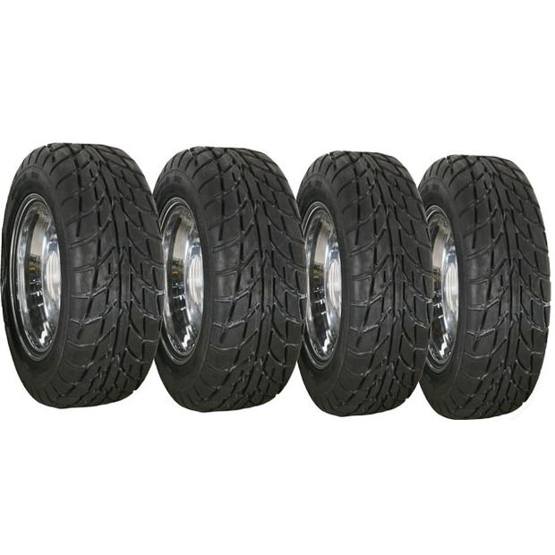 Tyre Herkules Adly Hurricane 500 Set 22x7-10 / 20x11-9...