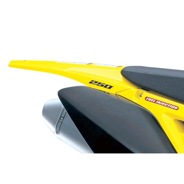 Rear fender Suzuki RM 125 - 250 year 2001 till 2012 yellow