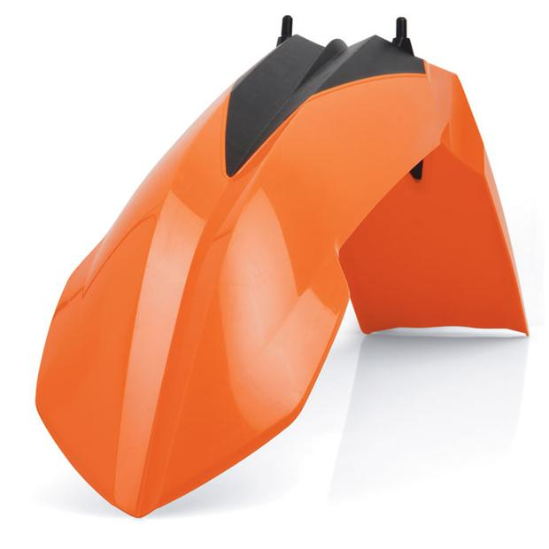 front fender orange KTM SX - 125 SX / 250 SX / 250 SX F /...