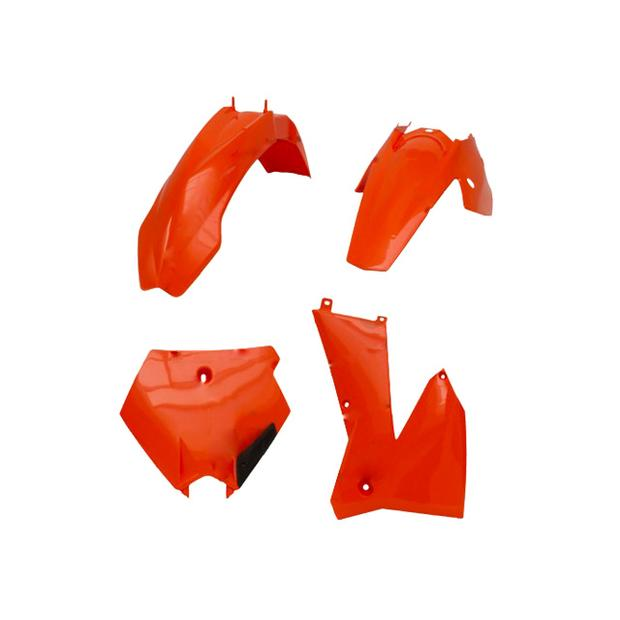 Replika Plastik Kit KTM 125/525 SX (05-06) EXC (05-07)...