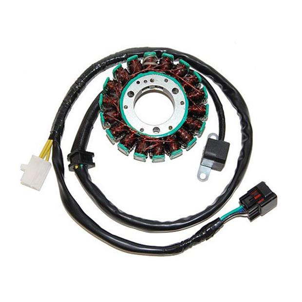 Lichtmaschine Stator DRZ400 KLX400R Power-Alternator 40%...