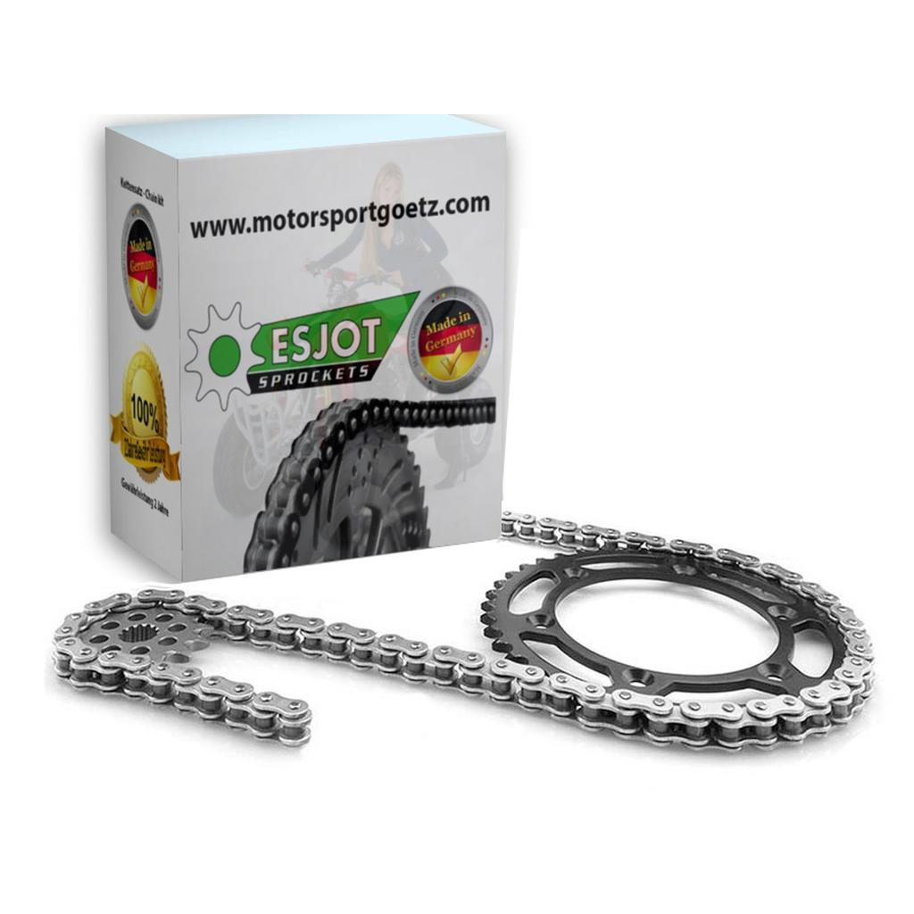 Chain Kit Yamaha Dt 80 Lc 2 Tuning For Higher Top Speed 16 53 37 00