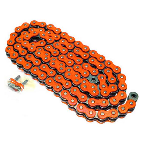 Kette HRT orange KTM Enduro Moto Cross SX EXC Duke EGS SM...