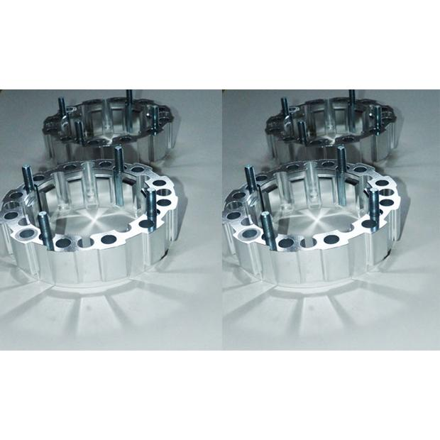 Wheel spacer set Can Am Outlander 1000 G2 complete front...