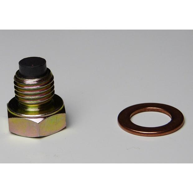 Magnetic oil drain plug for Shineray 250STXE