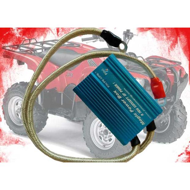 Power Box Yamaha Grizzly YFM 700 Tuning