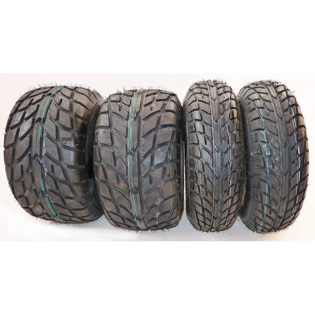 Tyre 22x7-10 / 22x10-10 Herkules Adly street tire
