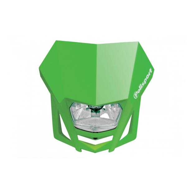 Headlight LMX green Motorcycle