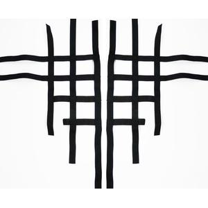 Net black for nerf bar SMC RAM 520RR - 503 black