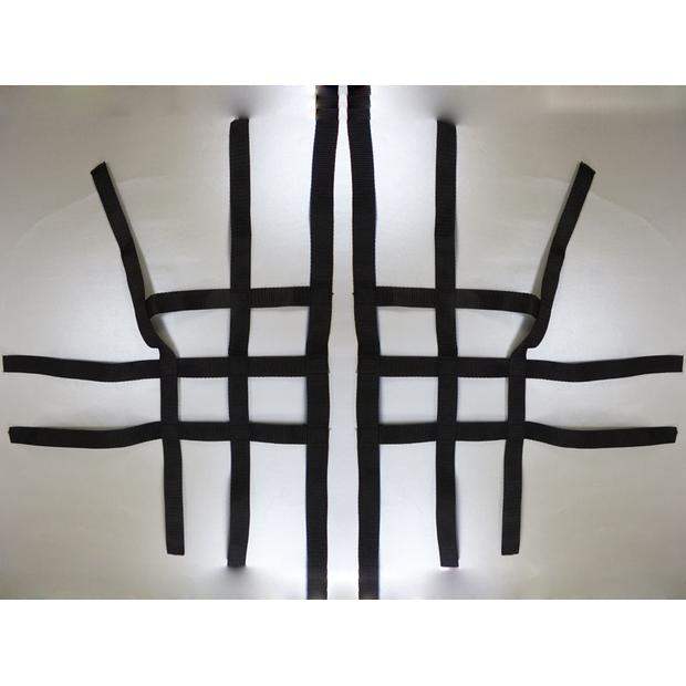 nerf bar netz explorer trasher 320 supermoto schwarz 37 95. Black Bedroom Furniture Sets. Home Design Ideas