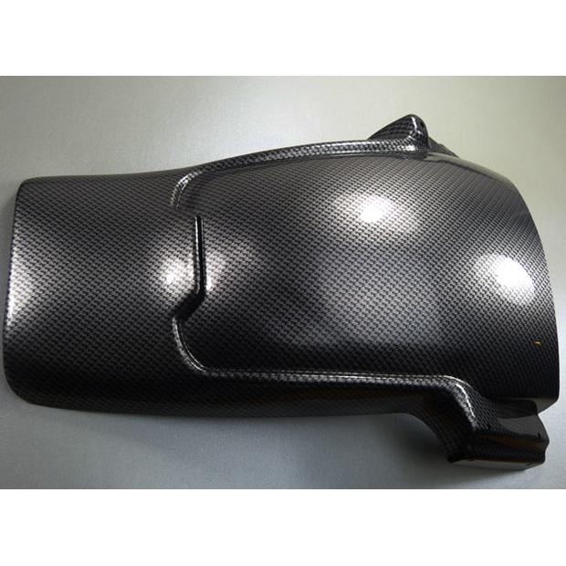BMW R1200GS LC from 2014 rear splash guard carbon design