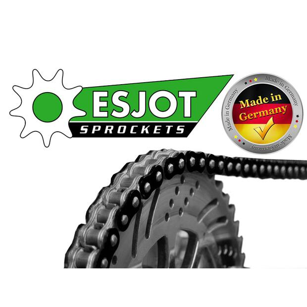 Chain kit O-ring  Dinli 901 / DMX 450 max speed reinforced t.15/36