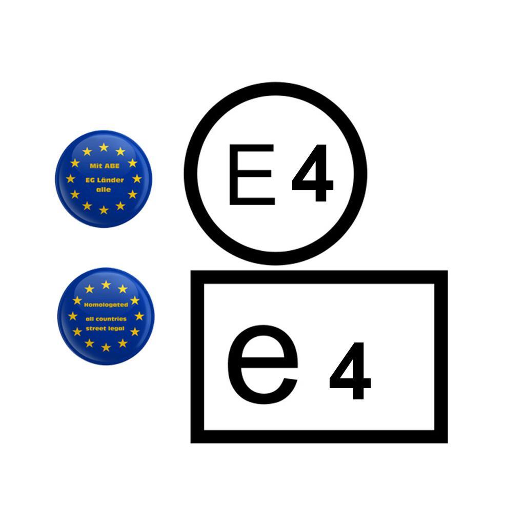 Schlauch f/ür 2.75 2 3//4 17 Zoll 17 Reifen Mofa Moped universal
