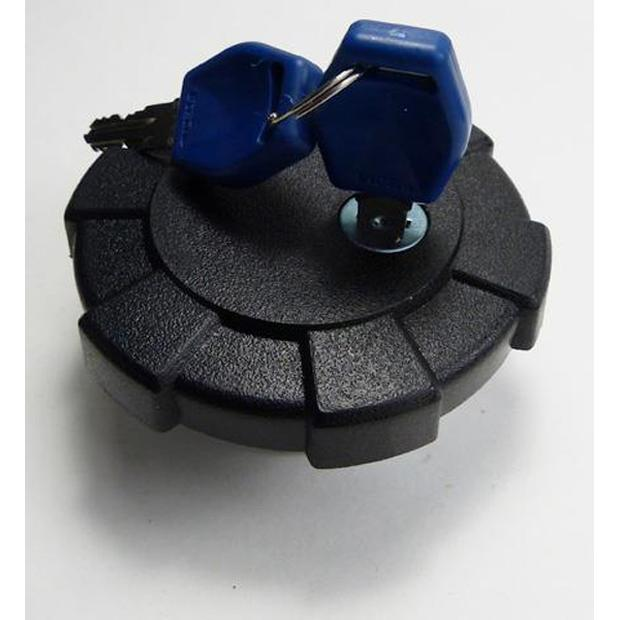 Tank cap with lock for Yamaha XTZ 750 Super Tenere