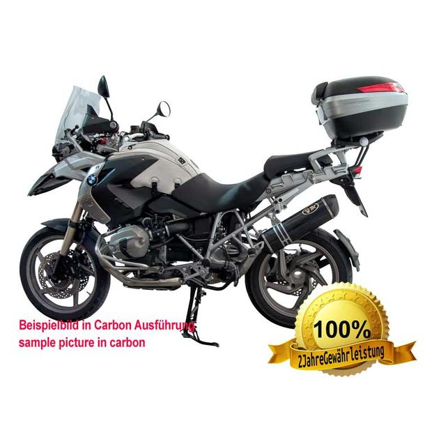 Exhaust BMW R 1200 GS /  Adventure LC year 10-13 in...