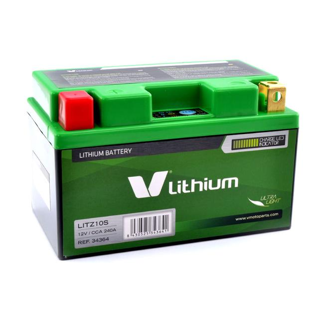 YTZ10S-BS / LITZ10S battery Lithium Ion for KTM Enduro 690 R