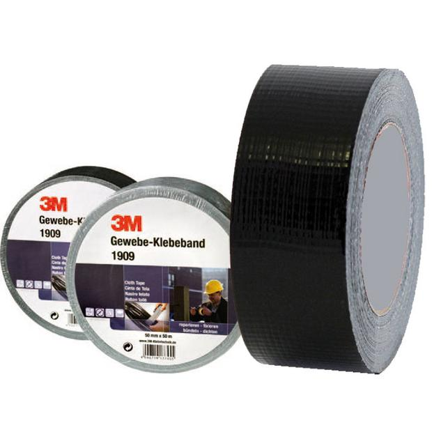 Duct Tape 3M Duct Tape Fabric Tape Black