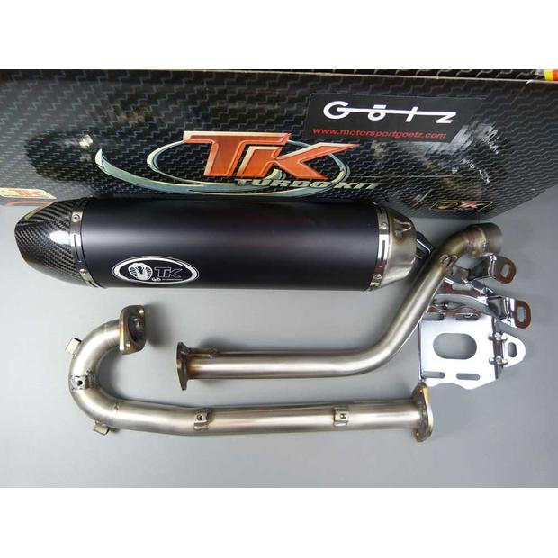 Exhaust Aeon Crossland Overland Cobra 300 / 350 with...