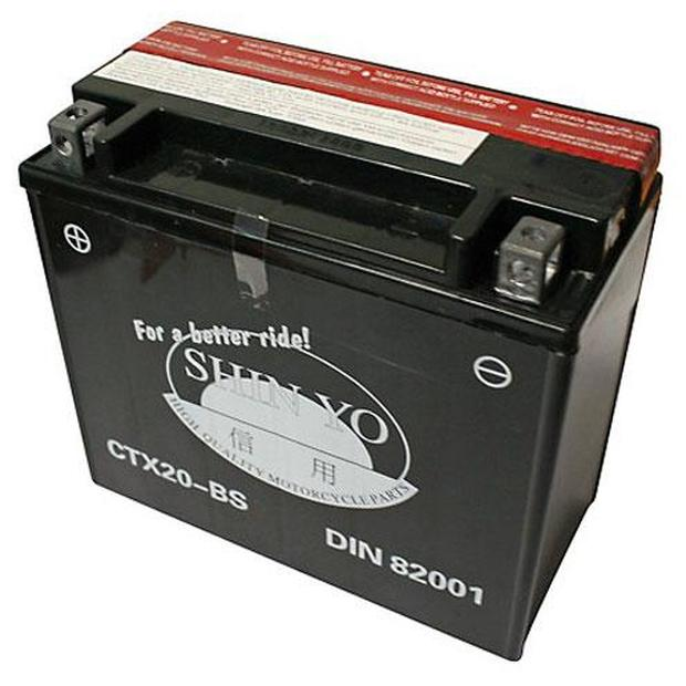 Batterie Yamaha Grizzly YFM 600 / 660 / 700