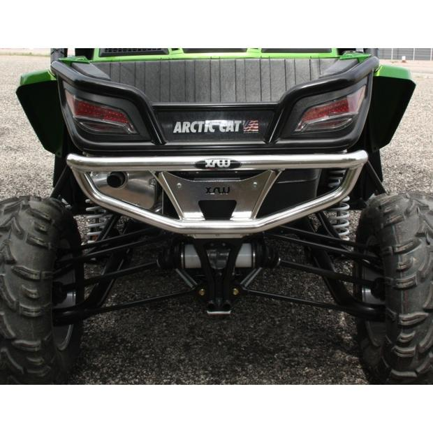 Back Bumper Arctic Cat Wildcat 1000 black