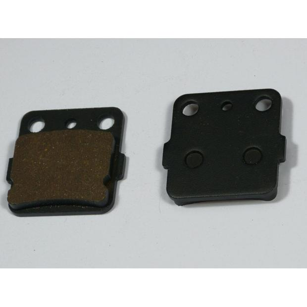 Brake pads Yamaha YFZ 450 rear