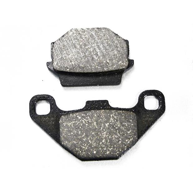 Brake shoes rear 50 - 100 - 150 ccm Dinli / Sachs DL 601...