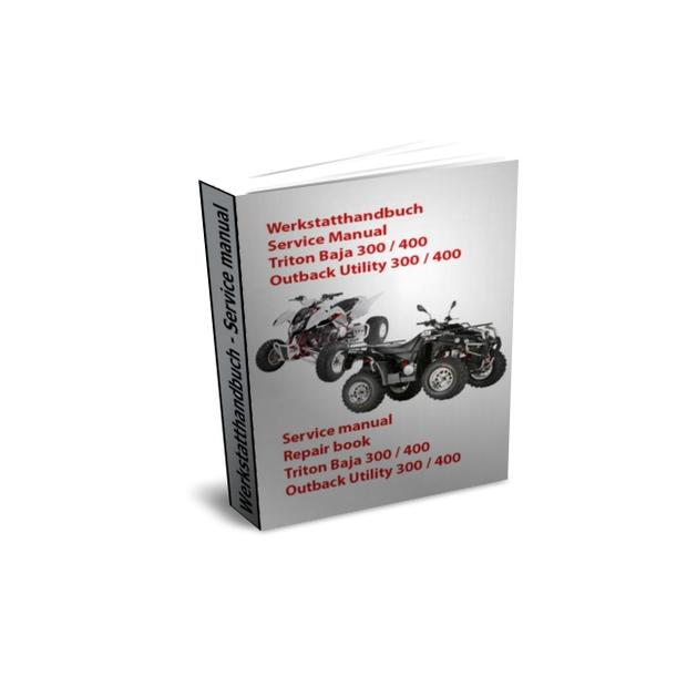 Quad atv utv accessories spare parts triton access burell repair manual triton baja outback utility 300 400 workshop manual book fandeluxe Choice Image