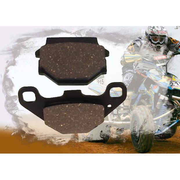 Brake pads rear Suzuki GSX 400 front