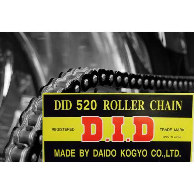 Chain DID 520 5/8x1/4  112 links
