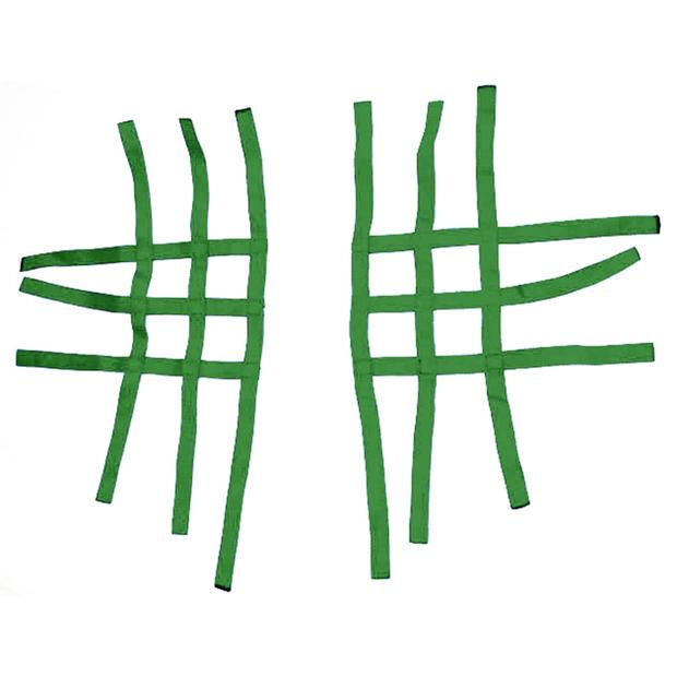 Nerf bar net universal for Polaris green