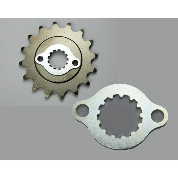Locking plate for sprocket front Herkules Adly Hurricane...