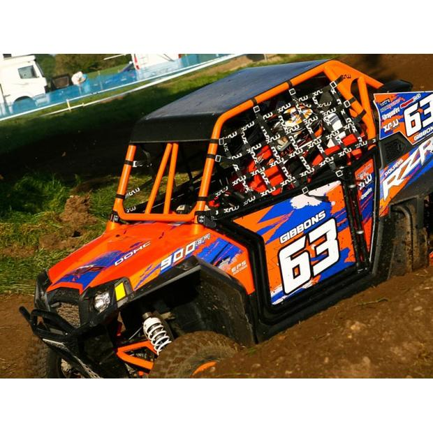 Net Roll Bar Polaris RZR 800