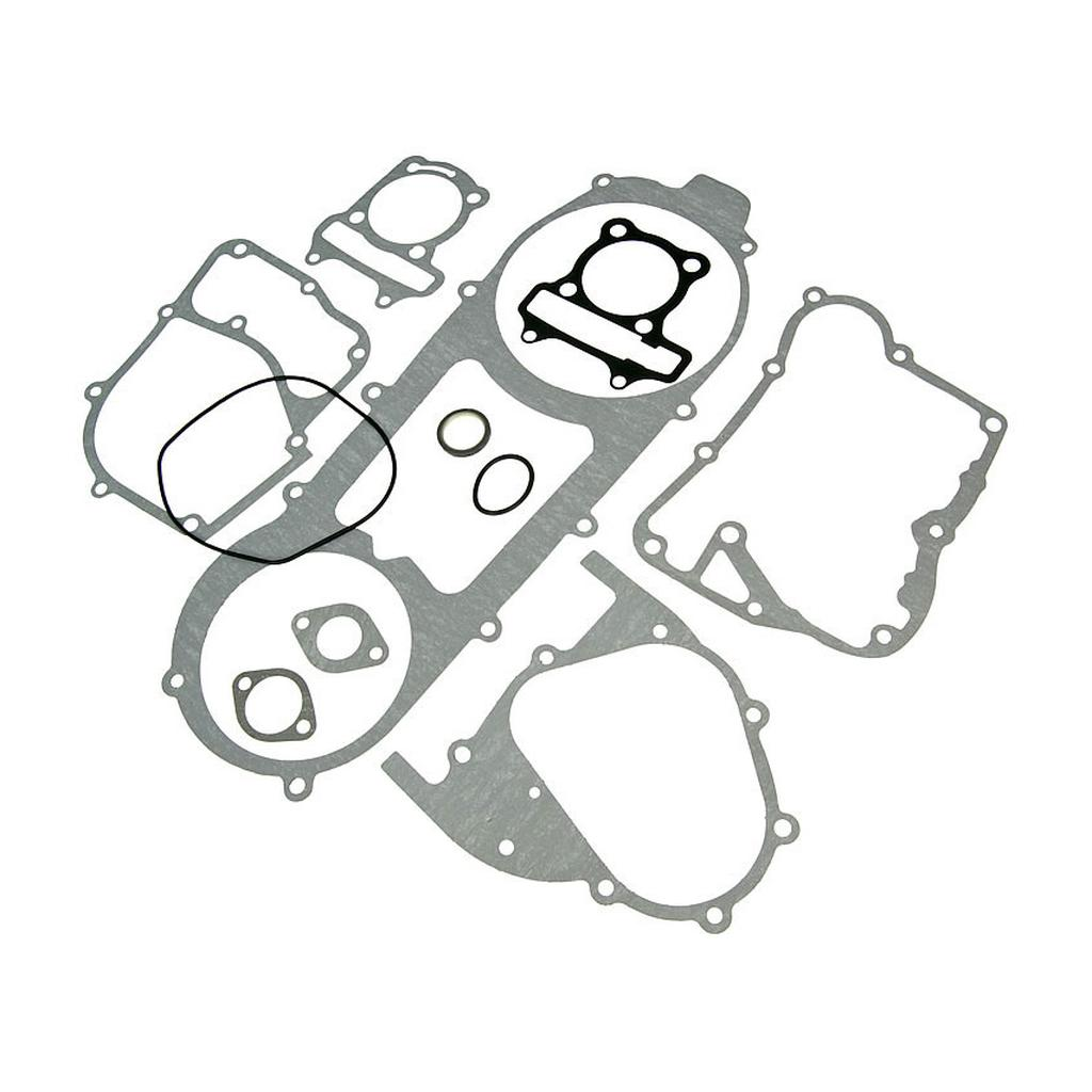 gasket set engine aeon cobra overland lg 125 150 17 95. Black Bedroom Furniture Sets. Home Design Ideas