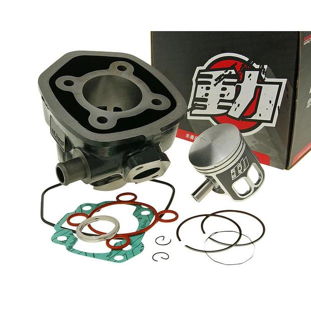 Cylinder kit 70cc minarelli watercooled