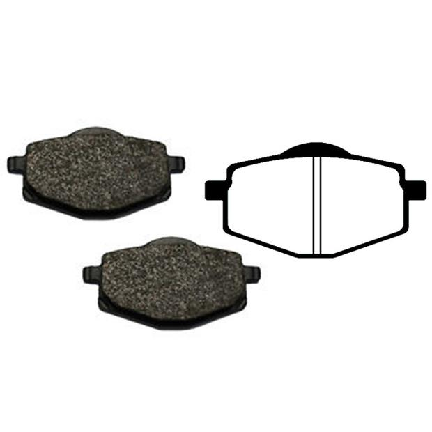 Brake pads EBC Gilera Oregon 250  front