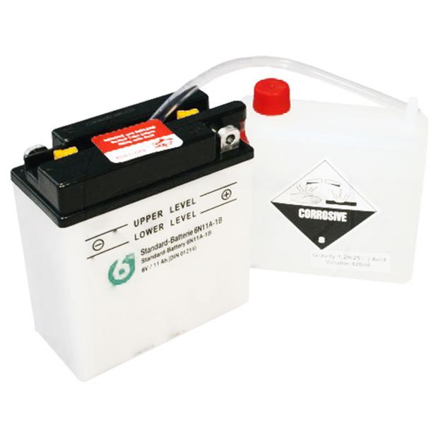 Batterie YTX16-BS / CTH16-12 / FTZ16-BS / WPH16-12 /...