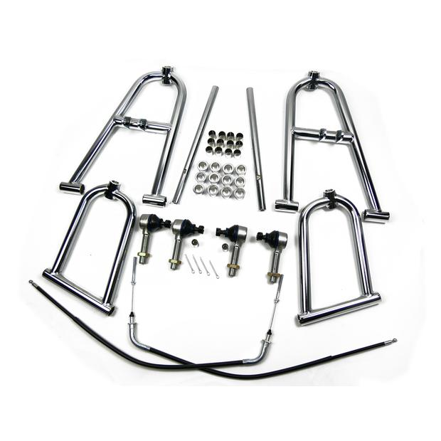 A-Arm Kit komplett Arctic Cat DVX 250 / 300